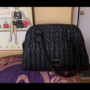 Vegan leather Guess bag - barely used!